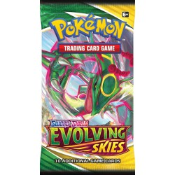 Evolving Skies Booster Pack