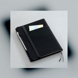 Systemic Cover A5 zwart